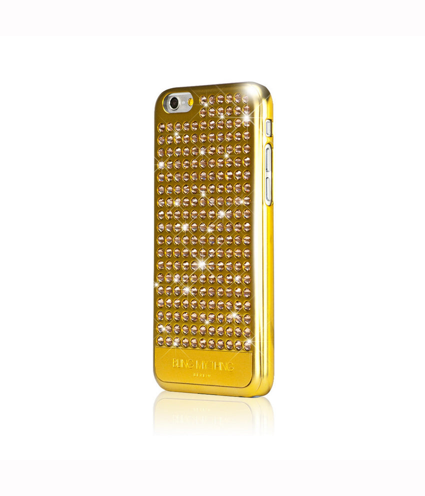 Pure Gold, Light Colorado Topaz, Extravaganza, iPhone 6/6s Case - Bling My Thing