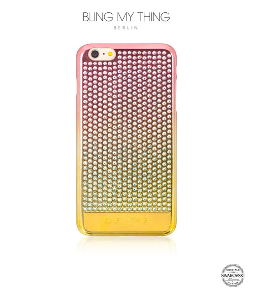 Pure luxury! Cascade case for iPhone 6 Plus: Swarovski® Crystals designer cover by Bling My Thing - Brilliant Prism