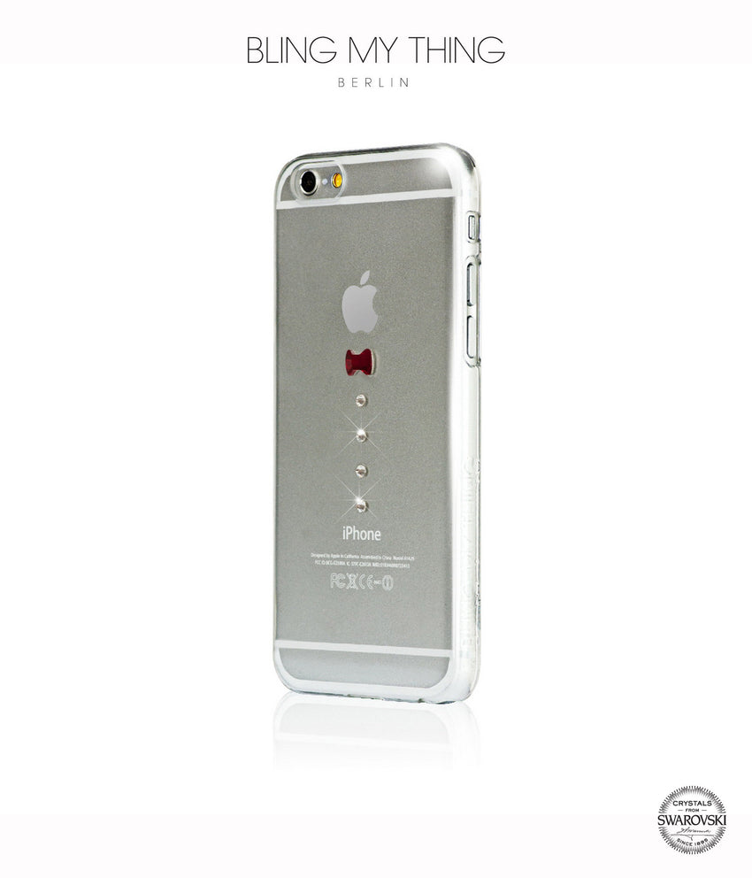 Casino Cosmopolitan, Light Siam/Crystal, iPhone 6/6s Case - Bling My Thing