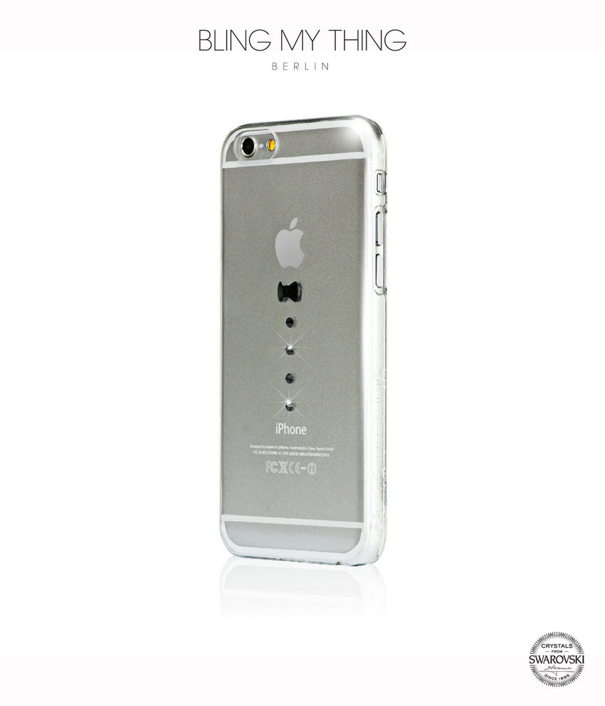 Casino Mirage, Jet, iPhone 6/6s Case - Bling My Thing