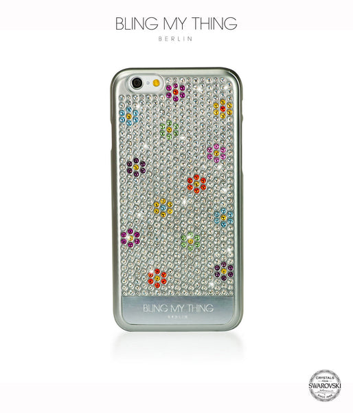 Moonlight Flower Fields, Multicolors, Vogue, iPhone 6/6s Case - Bling My Thing