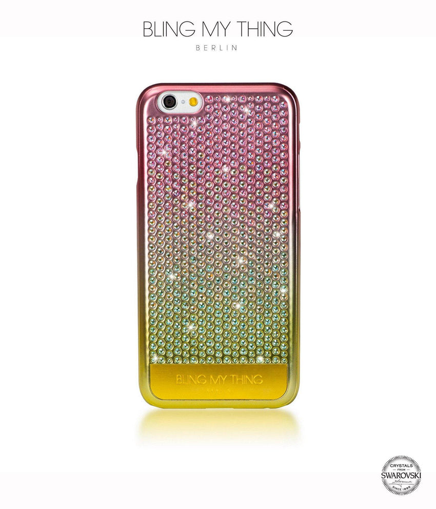 Brilliant Gold, Gold Gradation, Vogue, iPhone 6s Case - Bling My Thing