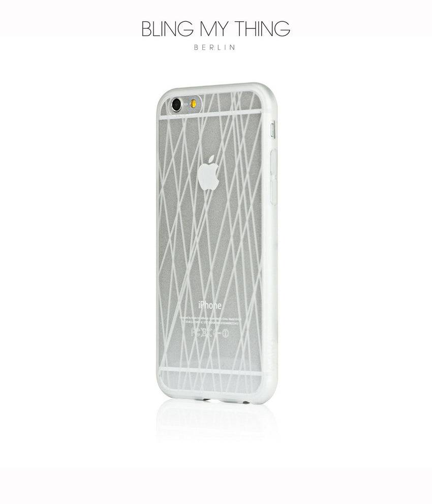 RAIN, Hybrid Case with Bumper, Expression, iPhone 6/6s Case - Bling My Thing