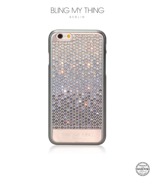Pure luxury! VOGUE case for iPhone 6/6s: Swarovski® Crystals designer cover by Bling My Thing - Brilliant Paradise Shine Light