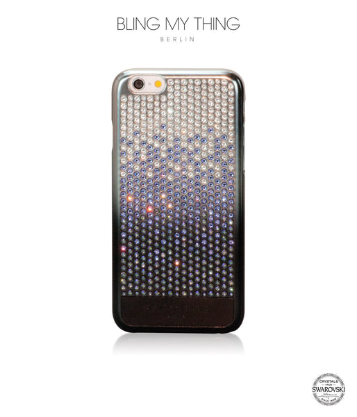Pure luxury! VOGUE case for iPhone 6/6s: Swarovski® Crystals designer cover by Bling My Thing - Brilliant Paradise Shine Mix - Bling My Thing