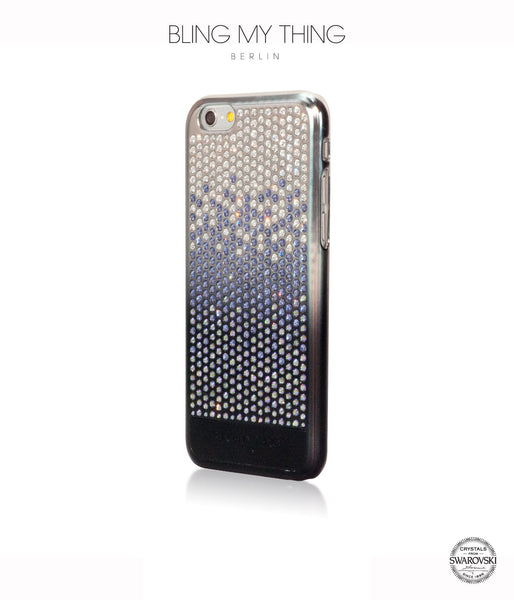Pure luxury! VOGUE case for iPhone 6/6s: Swarovski® Crystals designer cover by Bling My Thing - Brilliant Paradise Shine Mix