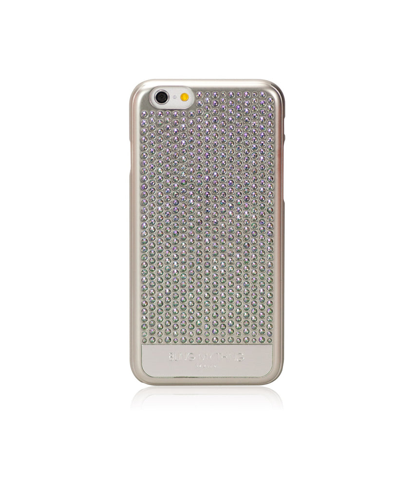 Pure luxury! VOGUE case for iPhone 6/6s: Swarovski® Crystals designer cover by Bling My Thing - Cosmic Paradise Shine - Bling My Thing