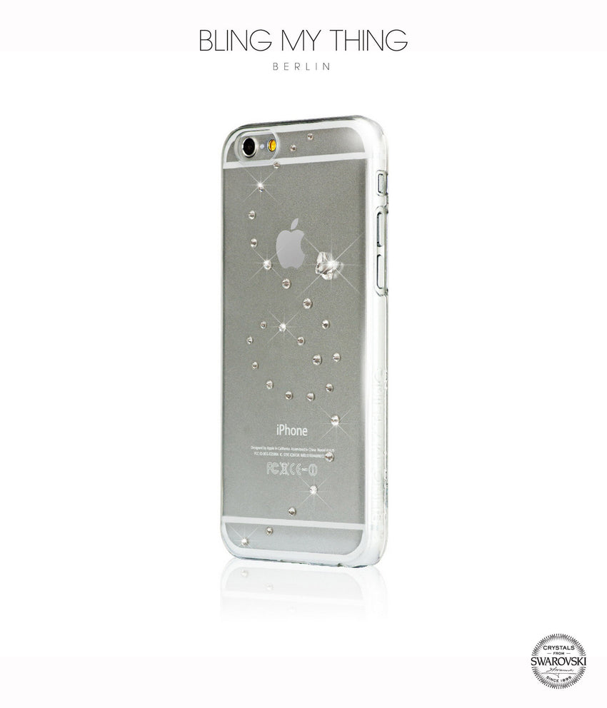 Papillon Crystal, iPhone 6s Case - Bling My Thing