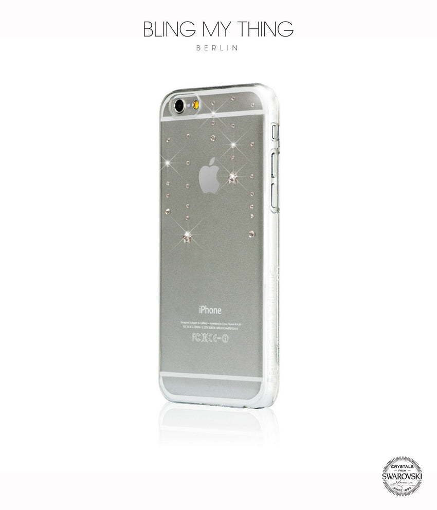 Wish Crystal, iPhone 6s Case - Bling My Thing