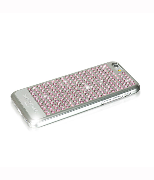 Pure Silver, Light Rose, Extravaganza, iPhone 6s Case
