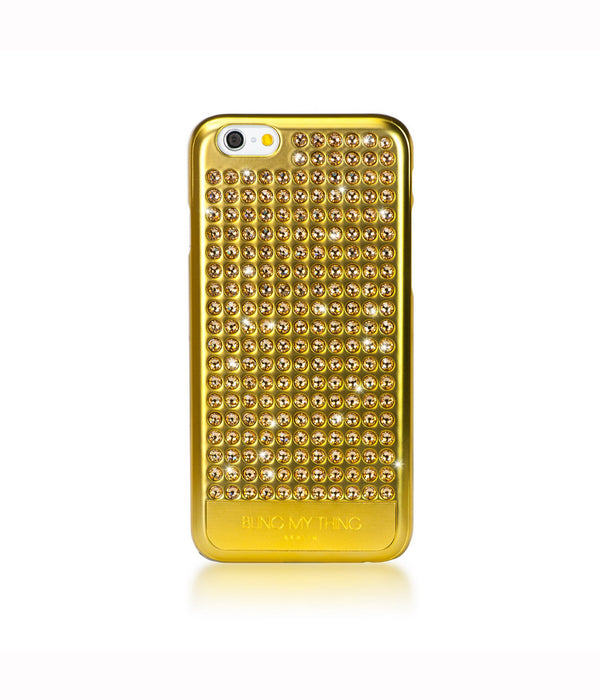 Pure Gold, Light Colorado Topaz, Extravaganza, iPhone 6s Case - Bling My Thing