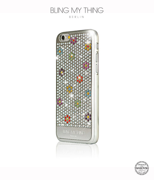 Moonlight Flower Fields, Multicolors, Vogue, iPhone 6s Case - Bling My Thing
