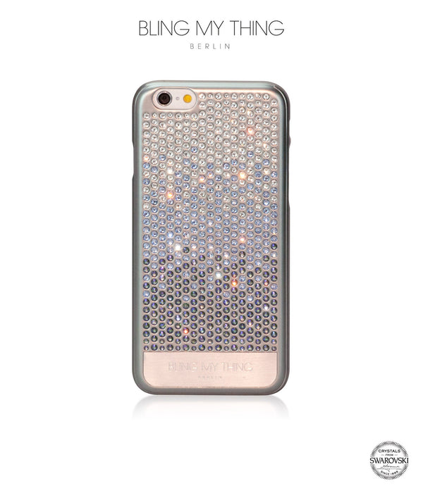 Pure luxury! VOGUE case for iPhone 6s: Swarovski ® Crystals designer cover by Bling My Thing - Brilliant Paradise Shine Light - Bling My Thing