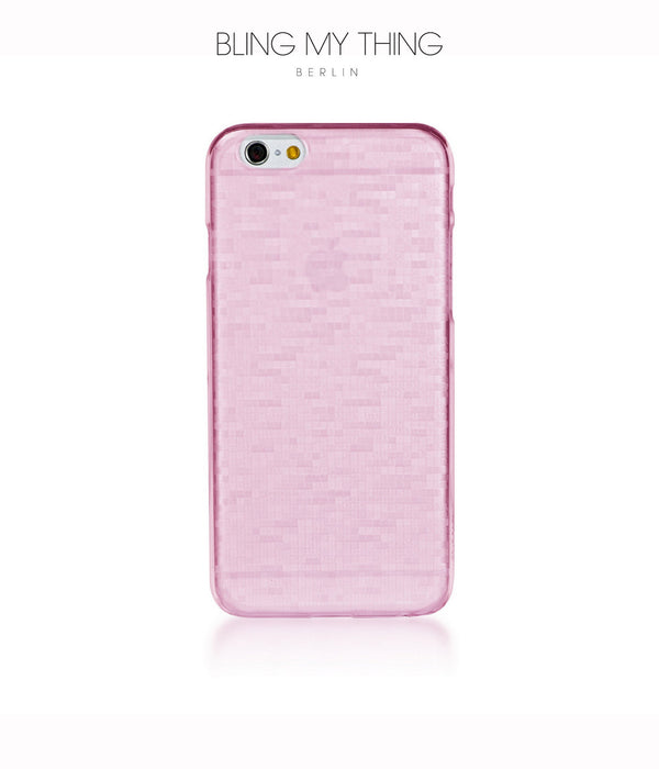 Mosaic Sakura, Pink, iPhone 6s Hard Case - Bling My Thing