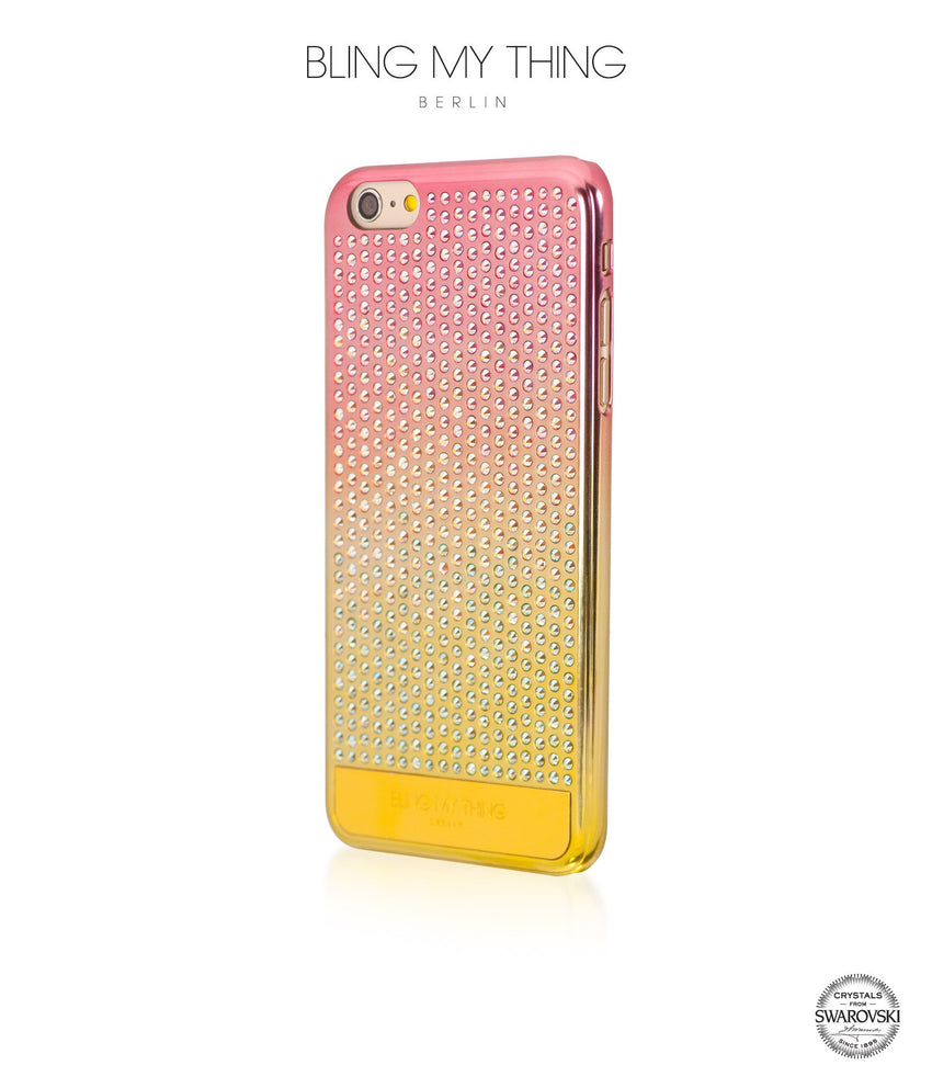Pure luxury! Cascade case for iPhone 6s Plus: Swarovski ® Crystals designer cover by Bling My Thing - Brilliant Prism - Bling My Thing