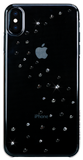 For iPhone XS Max: MILKY WAY ᛫ CLEAR ᛫ a hard cover with Swarovski Crystals - Bling My Thing