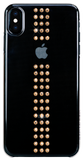 STRIPE ᛫ on ultra-clear case for iPhone XS Max - Bling My Thing