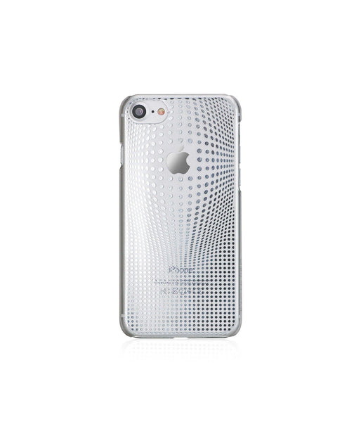WARP COLLECTION - SILVER for iPhone 7 case