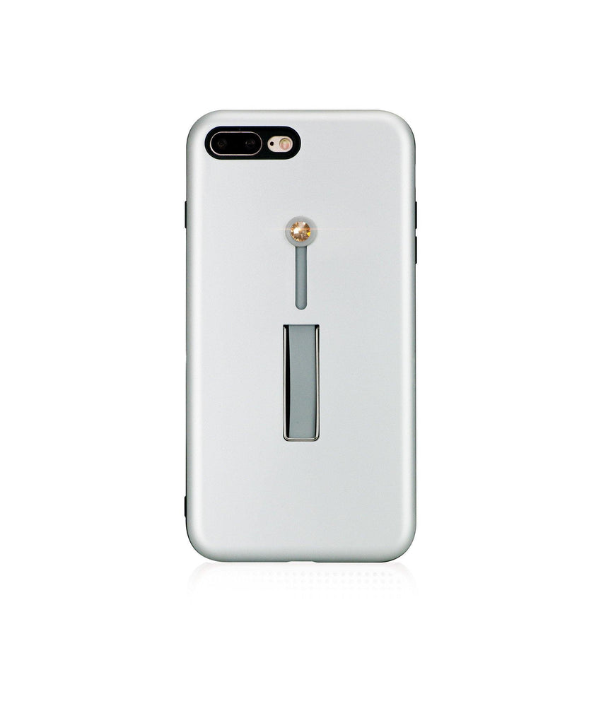 SelfieLOOP* Collection -SILVER/GOLD - for iPhone 8 Plus - Bling My Thing