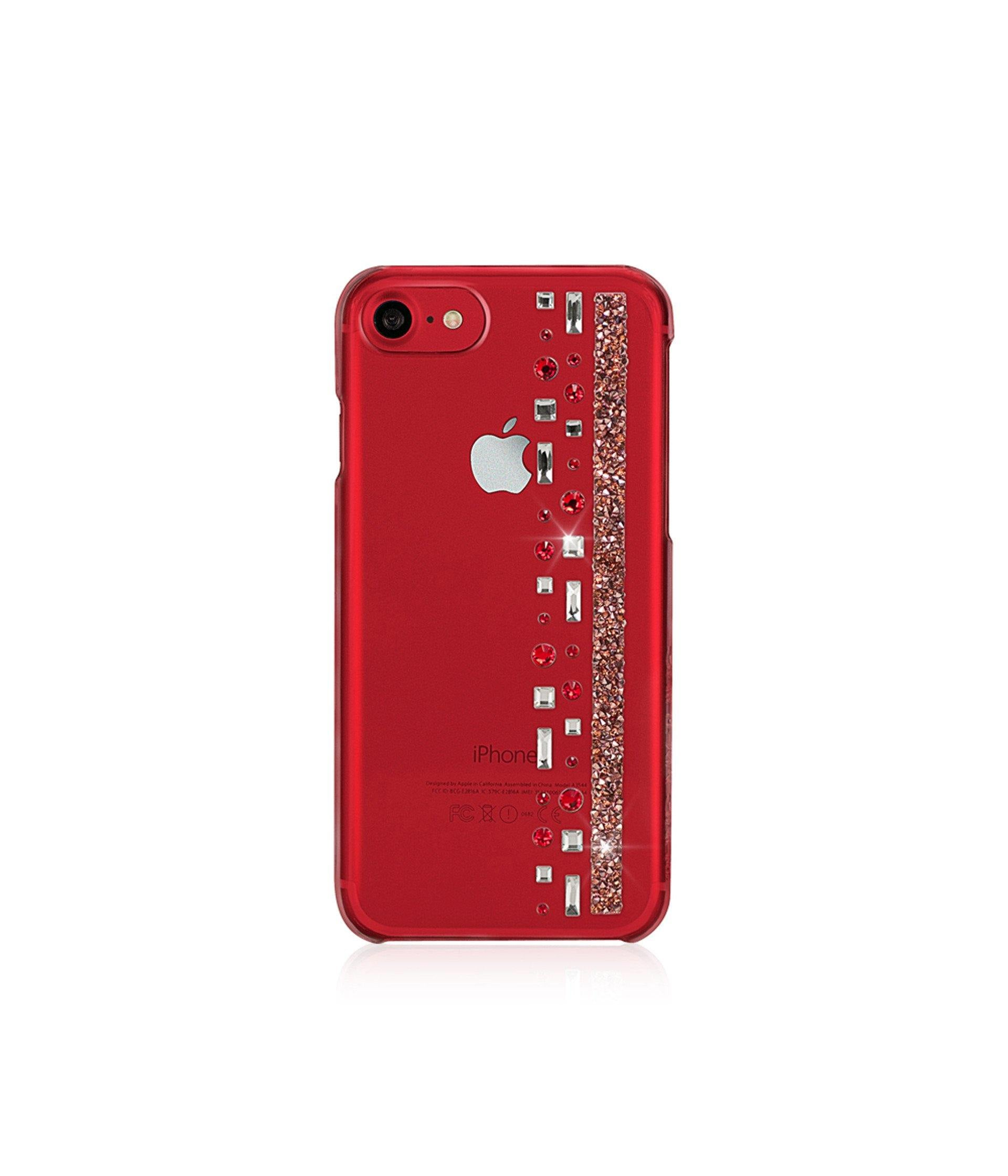 iphone 7 red. hermitage red gold, iphone 7 iphone