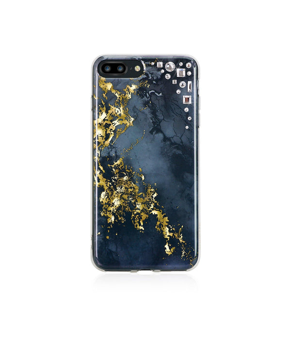 EDGE COLLECTION - ONYX - for iPhone 8 Plus case - Bling My Thing
