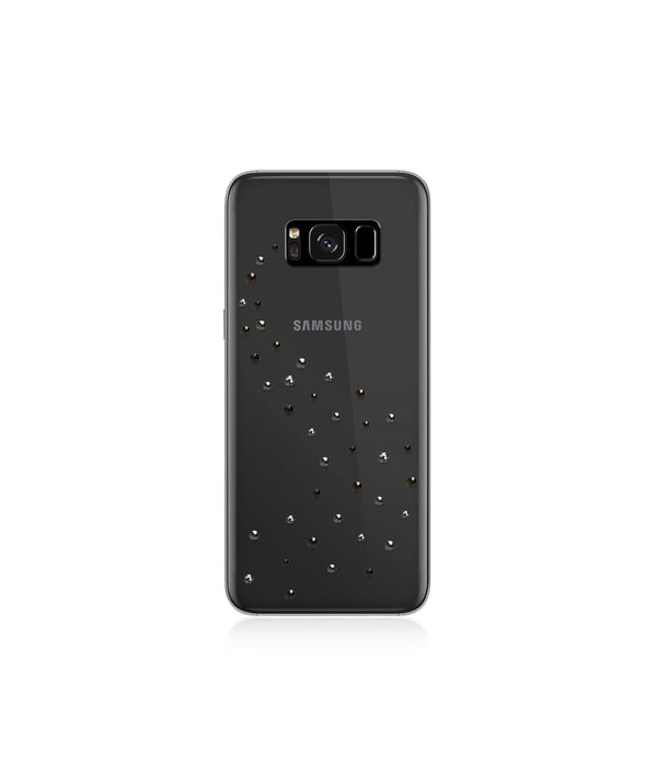Milky Way Starry Night, Samsung GALAXY S8 case - Bling My Thing
