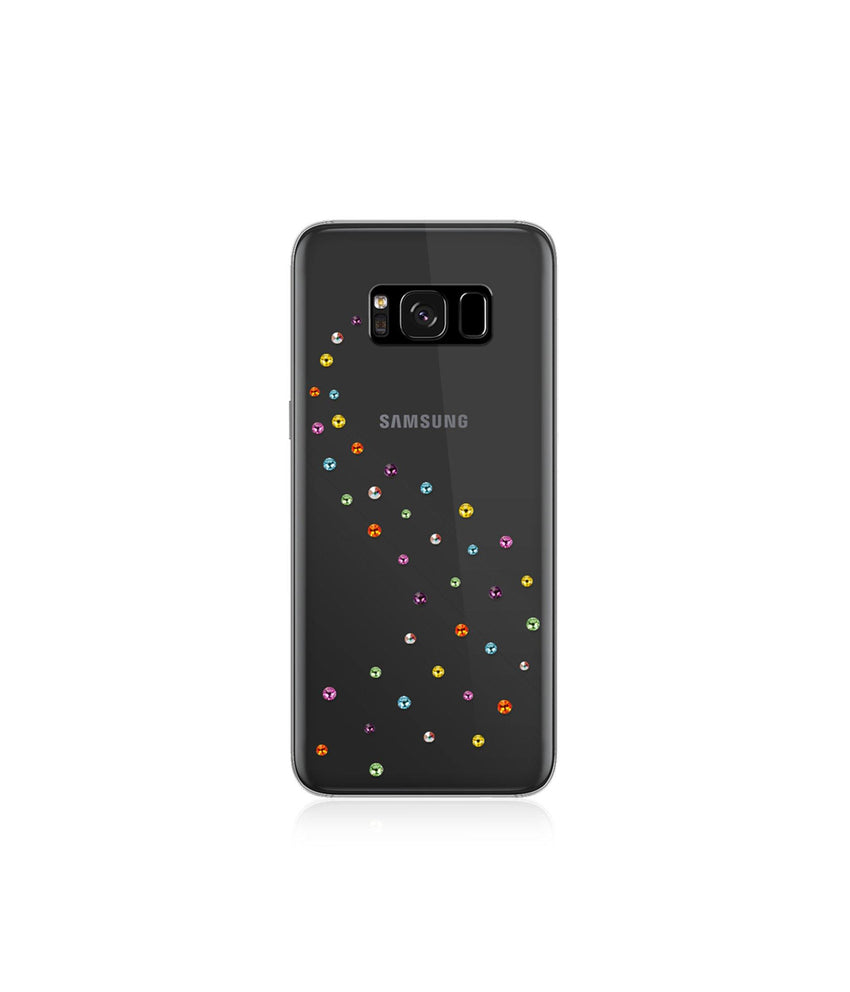 Milky Way Cotton candy, Samsung GALAXY S8 case - Bling My Thing