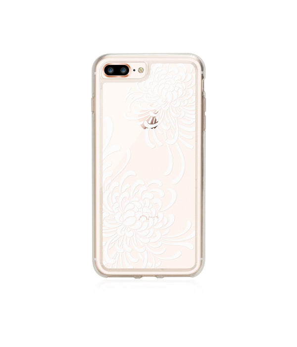 KIKU, Hybrid Case with Bumper, Expression, iPhone 8 Plus - Bling My Thing