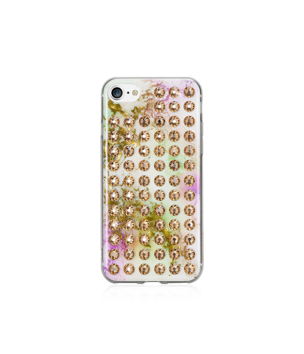 Ultimate Sparkle! UNICORN GOLD BRILLIANCE Extravaganza gold case for iPhone 8 - Bling My Thing