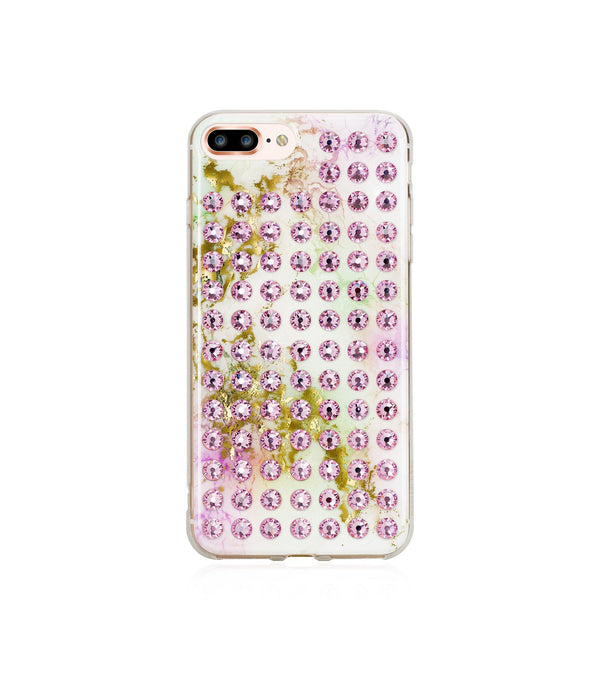 Ultimate Sparkle! UNICORN PINK BRILLIANCE Extravaganza crystal case for iPhone 8 Plus - Bling My Thing
