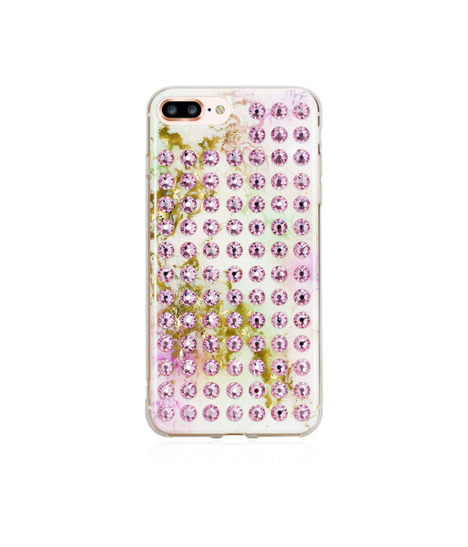 Ultimate Sparkle! UNICORN PINK BRILLIANCE Extravaganza crystal case for iPhone 8 Plus