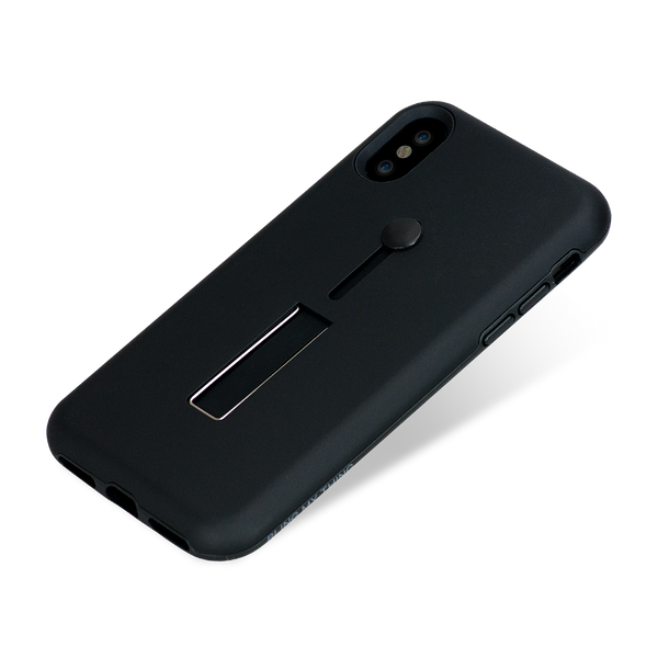SelfieLOOP Collection - BLACK for iPhone X & XS Case