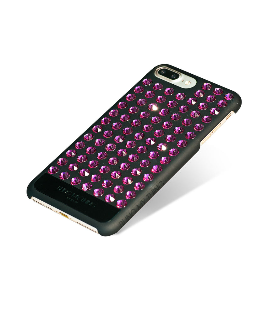 Ultimate Sparkle! Extravaganza Hot Pink case for iPhone 7 Plus - Bling My Thing