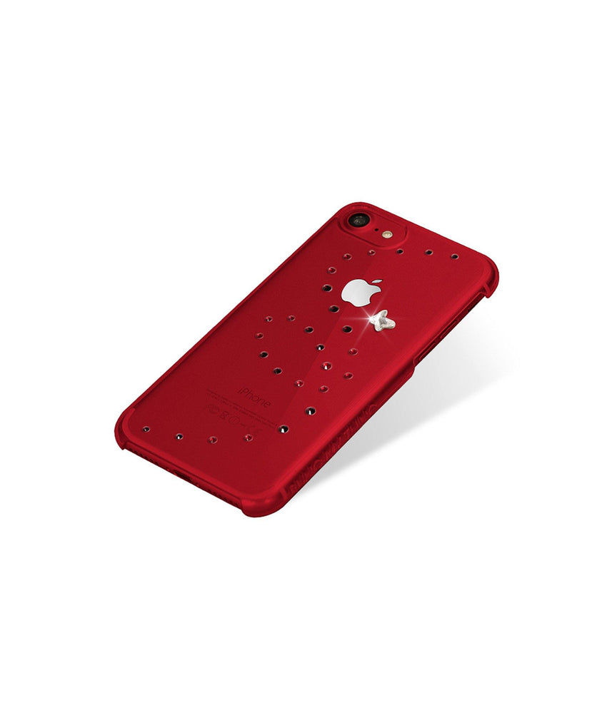Papillon Flame delux, iPhone 7 Red - Bling My Thing