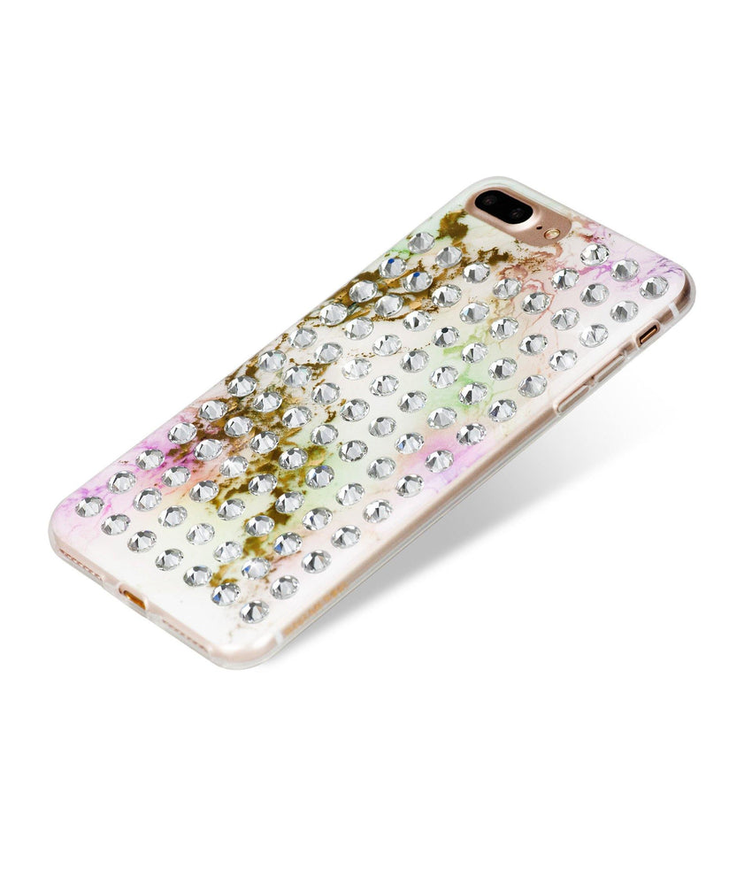Ultimate Sparkle! UNICORN CRYSTAL BRILLIANCE Extravaganza crystal case for iPhone 8 Plus - Bling My Thing - Swarovski Protective iPhone Case