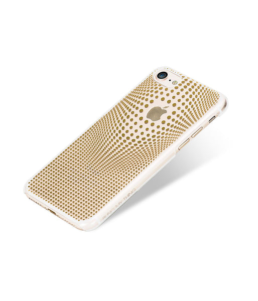 WARP COLLECTION - GOLD for iPhone 8 case