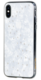 MILKY WAY ᛫ PEARL WHITE ᛫ for iPhone XS Max - Bling My Thing