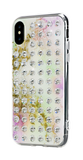 EXTRAVAGANZA ᛫ UNICORN ᛫ hard clip on case with Swarovski Crystals for iPhone X & XS - Bling My Thing