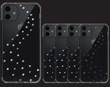 MILKY WAY ᛫ CLEAR ᛫ Protective Cover with Swarovski® Crystals for iPhone 11 PRO MAX - Bling My Thing