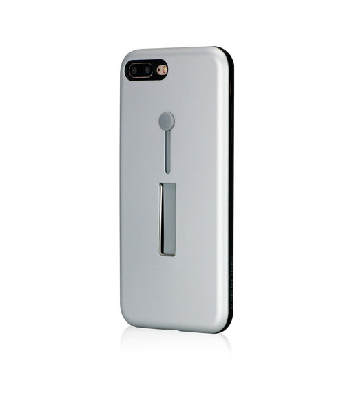 SelfieLOOP Collection -SILVER for iPhone 8 Plus case