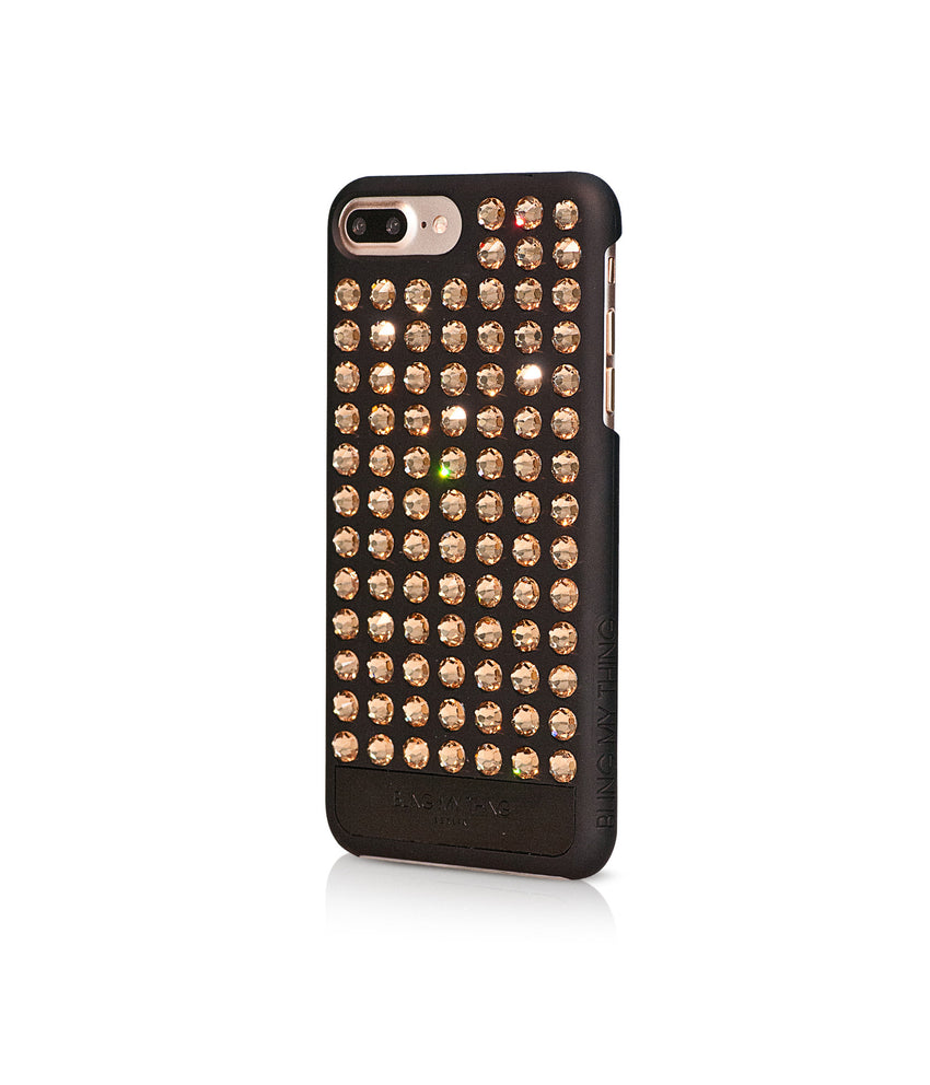 Ultimate Sparkle! Extravaganza Gold case for iPhone 7 Plus - Bling My Thing