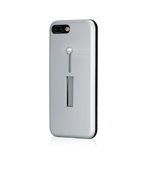 SelfieLOOP* Collection - SILVER/CRYSTAL - for iPhone 8 Plus