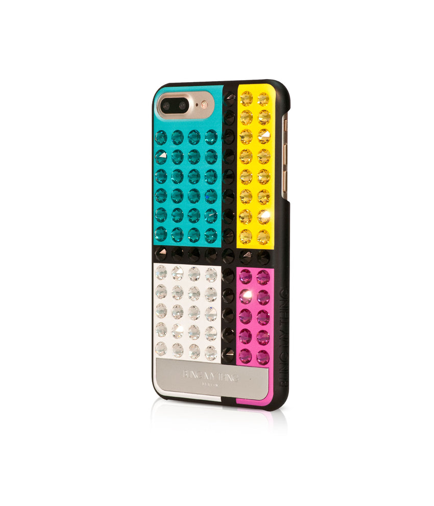 Ultimate Sparkle! De Stijl case for iPhone 7 Plus - Bling My Thing