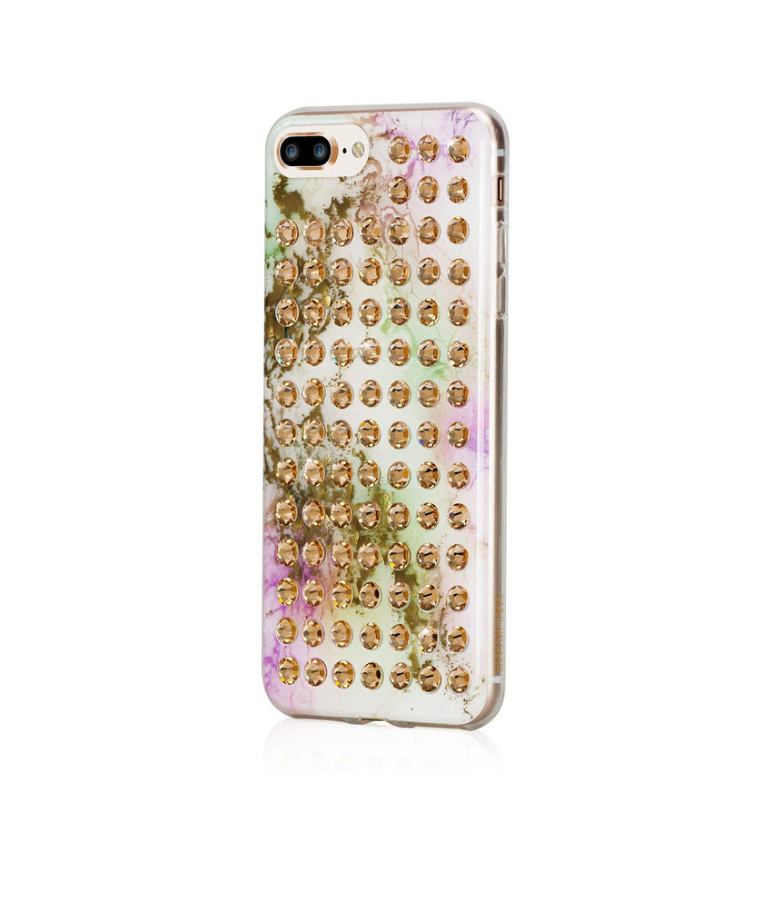 Ultimate Sparkle! UNICORN GOLD BRILLIANCE Extravaganza gold case for iPhone 8 Plus - Bling My Thing