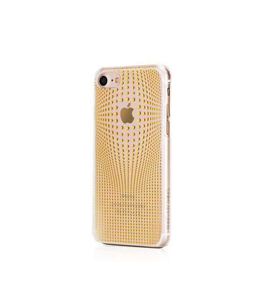 WARP COLLECTION - GOLD for iPhone 7 case