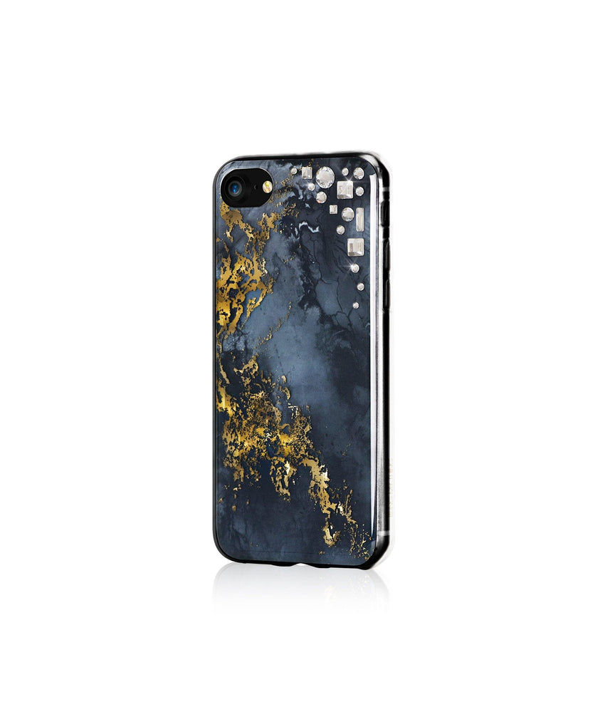 EDGE COLLECTION - ONYX - for iPhone 8 case - Bling My Thing