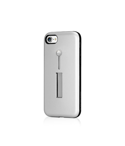 SelfieLOOP* Collection - SILVER/CRYSTAL - for iPhone 8