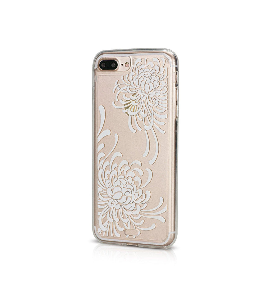 KIKU, Hybrid Case with Bumper, Expression, iPhone 7 Plus - Bling My Thing