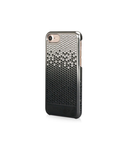 Brilliant Onyx, Black to Silver Gradation, Vogue, iPhone 7