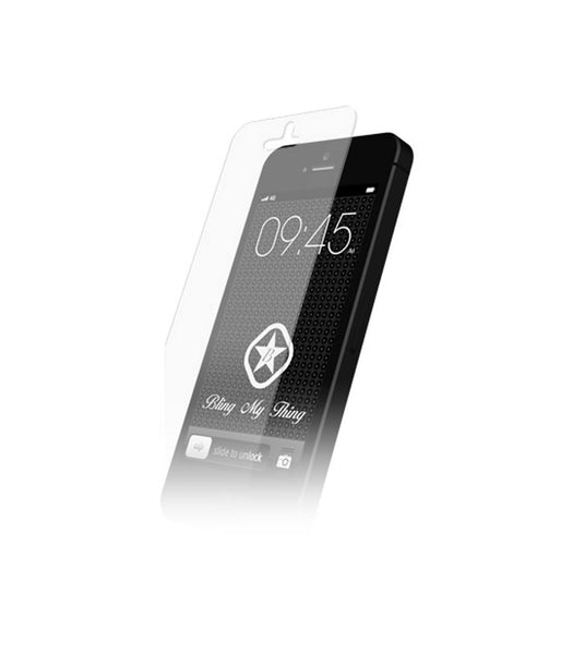 HD optical grade screen protectors for iPhone 5